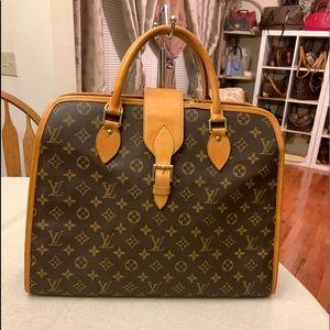 Authentic Louis Vuitton Rivoli Briefcase